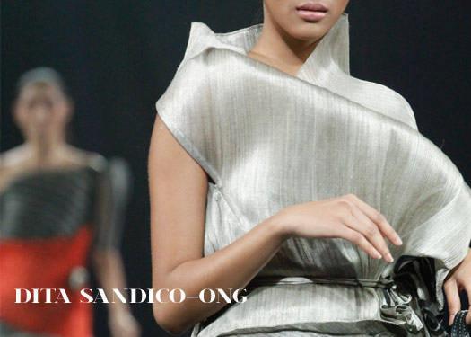 Metrowear Filipiniana: Dita Sandico Ong