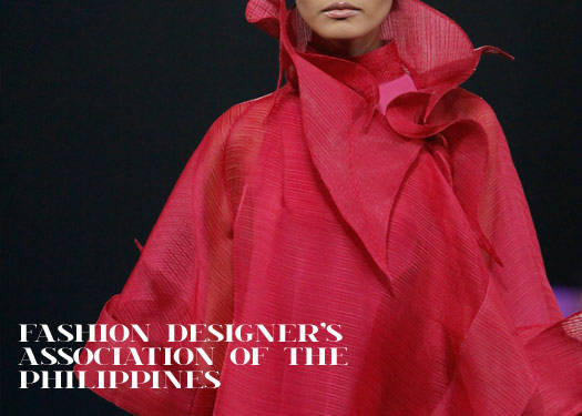 Metrowear Filipiniana: Fashion Designers' Association Of The Philippines