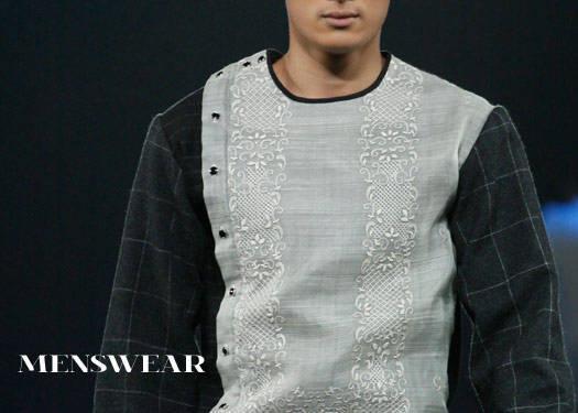 Metrowear Filipiniana: Menswear