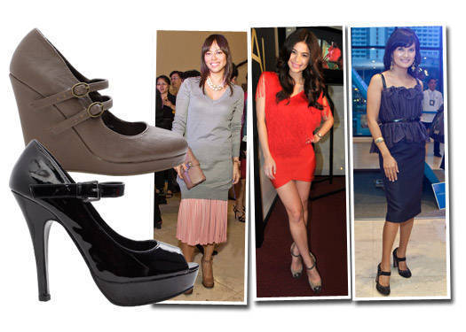 Trendspotting: Mary-jane Pumps