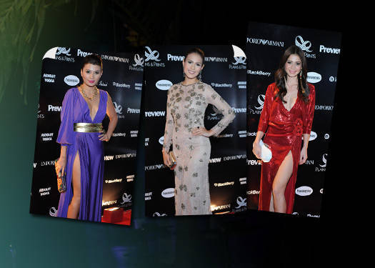 Preview Best Dressed Ball 2011: Celebrities
