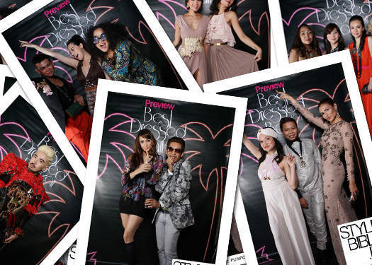 Preview Best Dressed Ball 2011: Fashion Photobooth