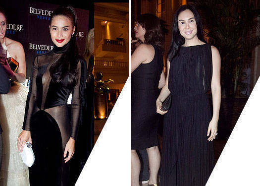 Philippine Fashion Ball: Black