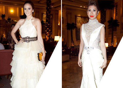 Philippine Fashion Ball: White