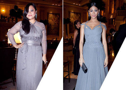 Philippine Fashion Ball: Gray And Other Shades