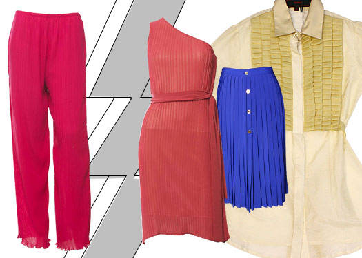 Shopping Guide: Electric Pleats
