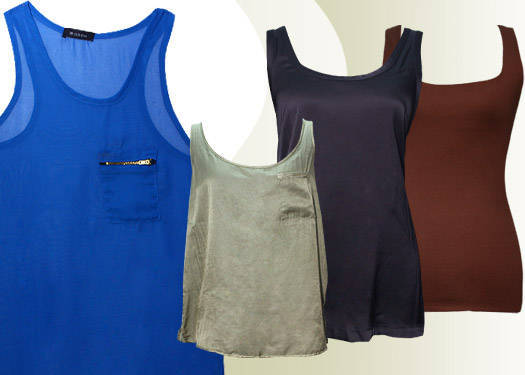 Shopping Guide: Silky Tanks