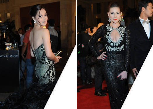 Star Magic Ball 2011: Black