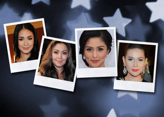 Best In Beauty From The Star Magic Ball