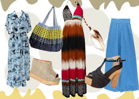 Shopping Guide: Hippie Chic