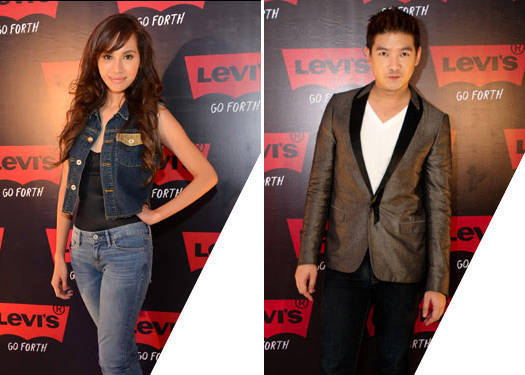 Levi's Go Forth Launch
