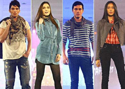 Levi's Go Forth Fashion Show