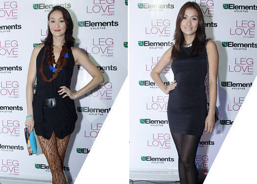 The Launch Of Leg Love And Elements