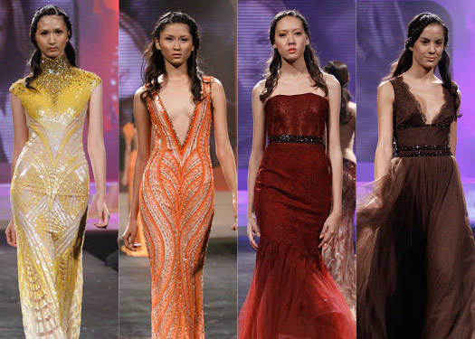 Red Cross Ball: Michael Cinco 2