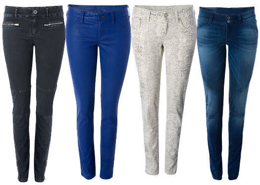 Shopping Guide: Treated Jeans