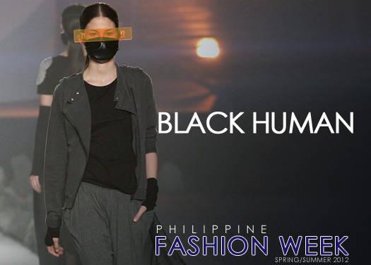 Black Human Spring/summer 2012