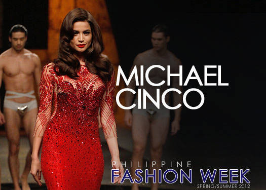 Michael Cinco Spring/summer 2012