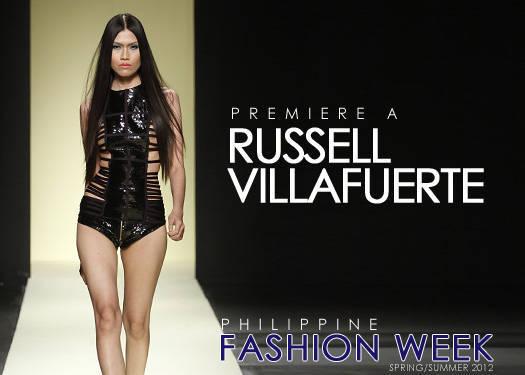 Russell Villafuerte Spring/summer 2012
