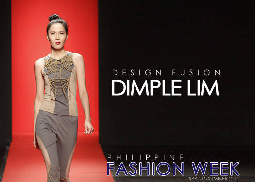 Dimple Lim Spring/summer 2012
