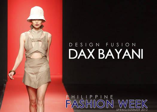Dax Bayani Spring/summer 2012
