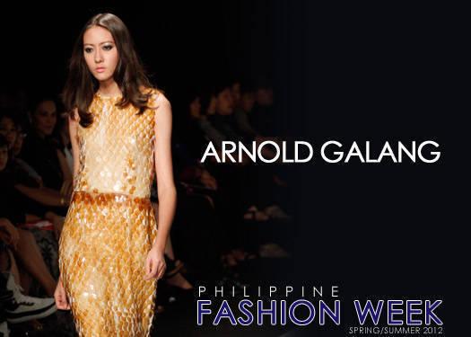 Arnold Galang Spring/summer 2012