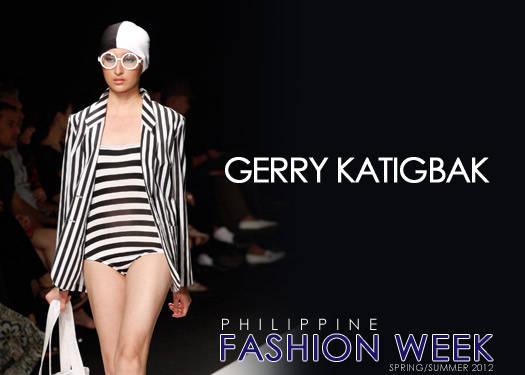 Gerry Katigbak Spring/summer 2012