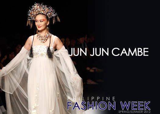 Jun Jun Cambe Spring/summer 2012