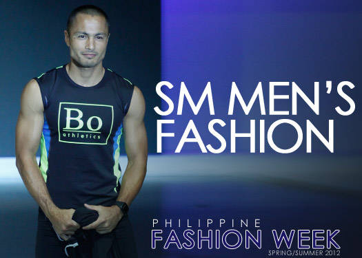 Sm Men's Fashion Spring/summer 2012: 1