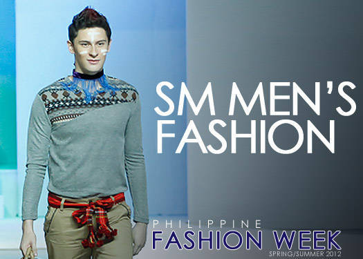 Sm Men's Fashion Spring/summer 2012: 2