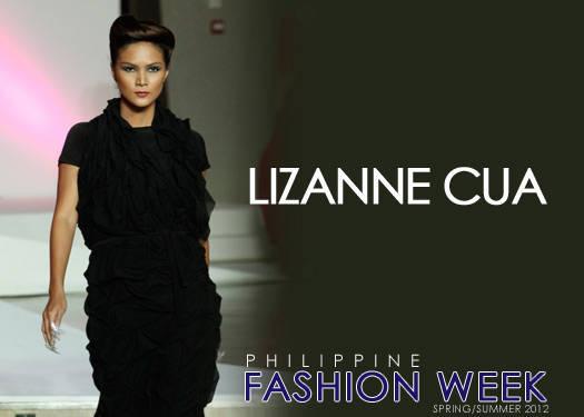 Lizanne Cua Spring Summer 2012