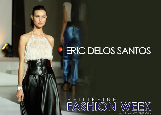 Eric De Los Santos Spring/summer 2012