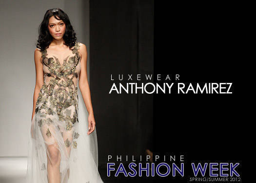 Anthony Ramirez Spring /summer 2012