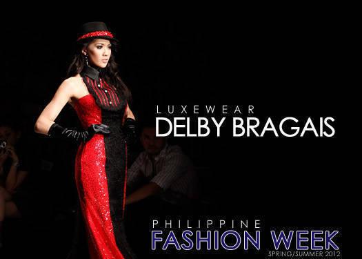 Delby Bragais Spring/summer 2012