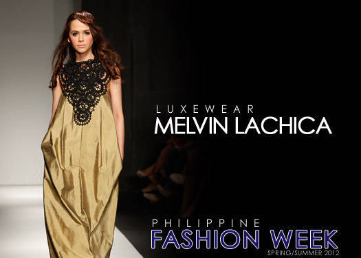 Melvin Lachica Spring/summer 2012