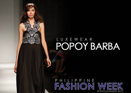 Popoy Barba Spring/summer 2012