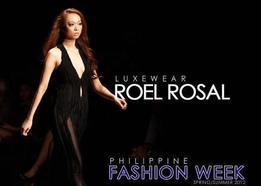 Roel Rosal Spring/summer 2012