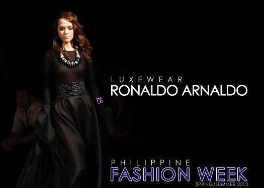 Ronaldo Arnaldo Spring/summer 2012