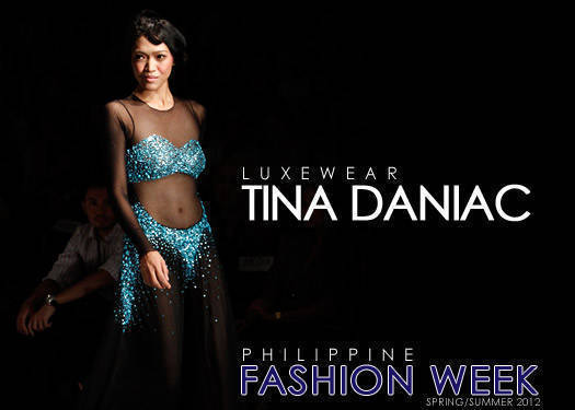 Tina Daniac Spring/summer 2012