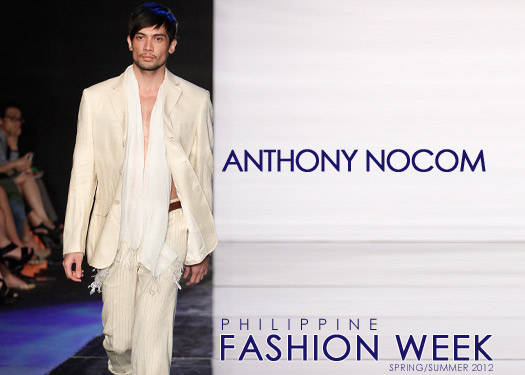 Anthony Nocom Spring/summer 2012