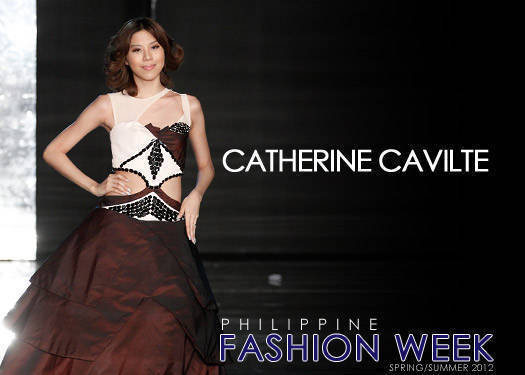 Catherine Cavilte Spring/summer 2012