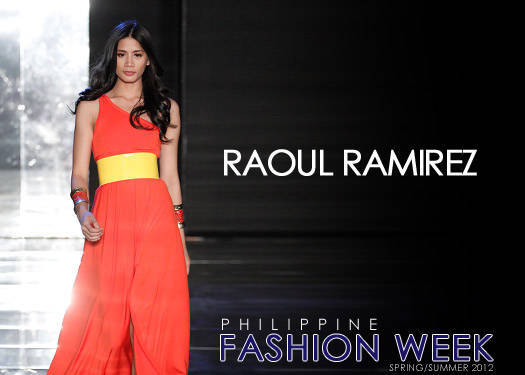 Raoul Ramirez Spring/summer 2012