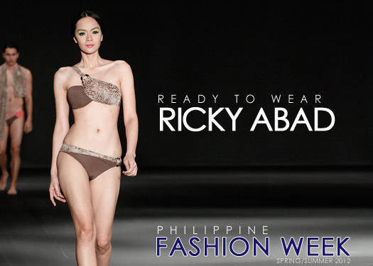 Ricky Abad Spring/summer 2012