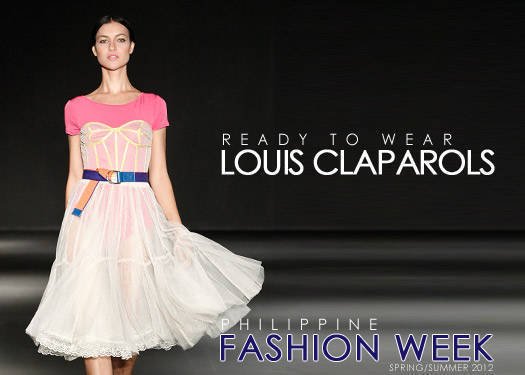 Louis Claparols Spring/summer 2012