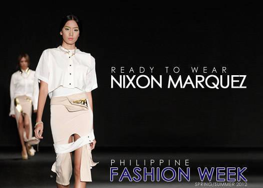 Nixon Marquez Spring/summer 2012