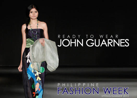 John Guarnes Spring/summer 2012