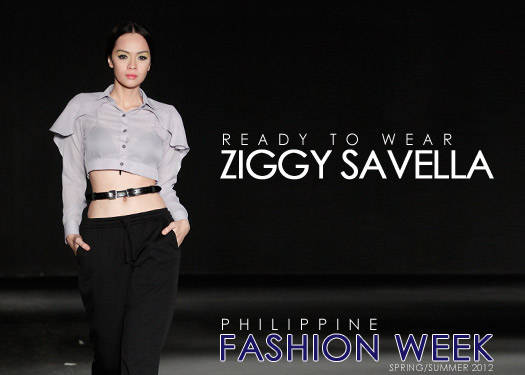 Ziggy Savella Spring/summer 2012