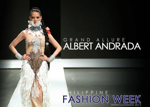 Albert Andrada Spring/summer 2012