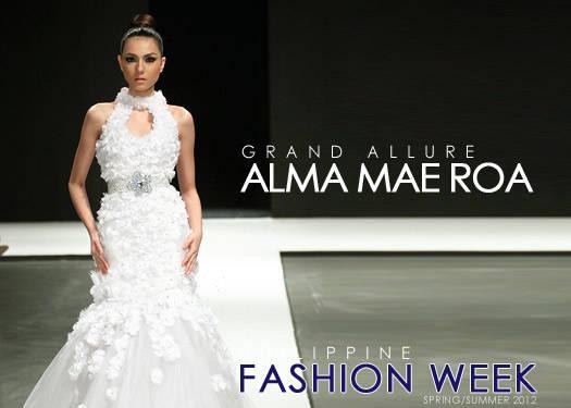 Alma Mae Roa Spring/summer 2012