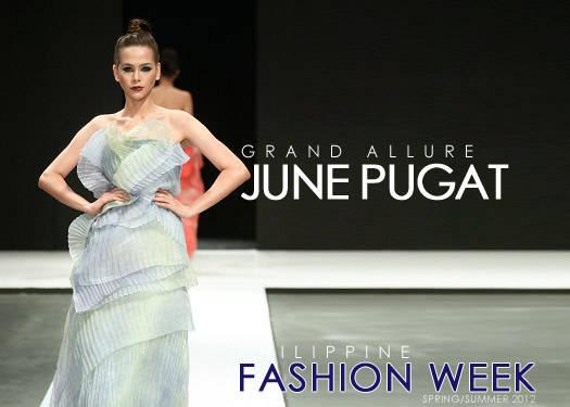 June Pugat Spring/summer 2012