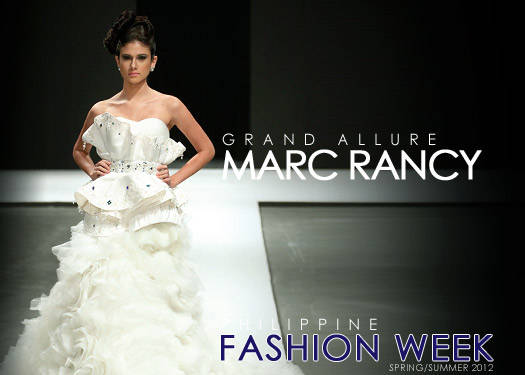 Marc Rancy Spring/summer 2012